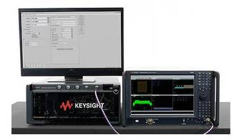 mmWave Testbed from Keysight Technologies eliminates the need for OTA testing and spatial beam measurements.