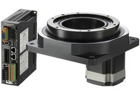 DGII Series Rotary Actuators come with DC input AZ Series driver options.