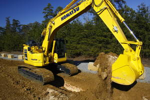 PC238USLC-11 Hydraulic Excavator comes with EPA Tier 4 Final certified engine.