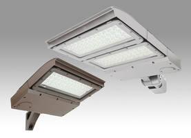 MaxLite's MPulse Area Lights provide uniform glare-free illumination.
