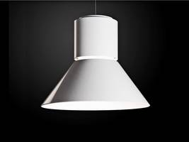 STORMBELL LED Pendants come with single CoB LED paired with reflective optics.
