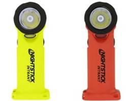 INTRANT™ Safe Angle Lights provide user-selectable brightness setting.