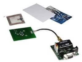 RFID Handheld Reader Module Kit allows for adding RFID read/write capabilities to personal devices.
