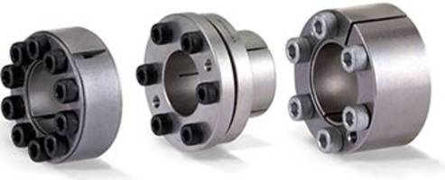 Posi-Lock® Keyless Shaft-Hub Locking Devices from Miki Pulley Lock Gears, Sprockets, Pulleys and More in a Mechanical System - They Provide A Solid Connection Between Shaft And Mounted Devices