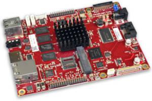 VL-EPC-2700 Tetra Embedded Computers feature i.MX6 Cortex®-A9 32-bit processor.