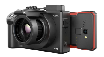 Fotric 220 Series Thermal Cameras deliver sampling rate of up to 5 fps.