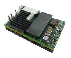 0RQB-X3S11BG Bus Converters are rated to Carrier Ethernet Specifications.