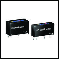 Richardson's DC/DC Converter Series features isolation capacitance of