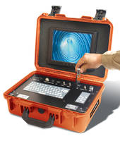 Gen-Eye® USB Video Inspection Systems come with 10.5 in. LCD color monitor.