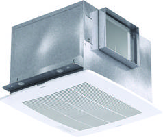 Greenheck's SP Bathroom Exhaust Fans offer sound less than 0.3 sones.