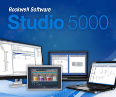 Studio 5000 Designer Software features Logix tag-based alarm functionality.