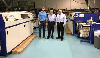 Premier Label Provider SixB Labels Installs Second Epson SurePress L-4033AW Digital Label Press to Enhance Labeling Solution Workflow