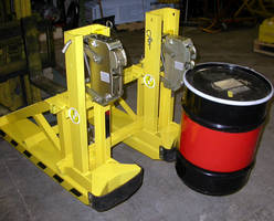 FTA Drum Handling Units come with Parrot- Beak clamping system.