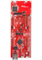MSP432™ Microcontrollers feature 120-MHz Arm® Cortex®-M4F Processor Core.