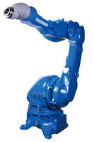 Yaswaka's MPX1150 and MPX2600 Robots provide smooth and consistent finishes.