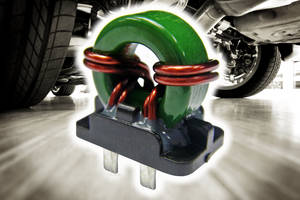 HA19 Common Mode Chokes are suitable for EPS noise suppression applications.