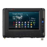 MT7010 Android/ARM Mobile Terminal supports OBD II and SAE J1939 protocols.