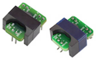 MGDT Series Gate Drive Transformers offer 8 mm minimum creepage and clearance.