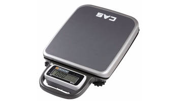 CAS PB Series Portable Bench Scale is RS232 compatible.