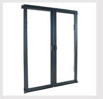 AisleLok® Sliding Doors increase thermal efficiency.