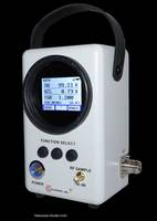 Telewave 44D Digital Wattmeter features 30 MHz up to 1 GHz frequency range.