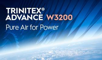 Trinitex® Advance W3200 with unique E12 filtration media.