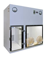 Polypropylene Glove Box are compliant to ISO 5 and USP 797 standards.