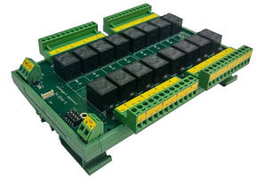RS-485 Relay Controllers offer USB, WIFI or Ethernet connectivity.