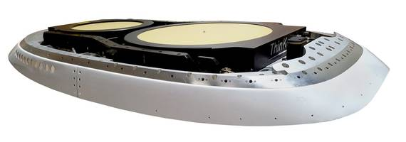 Ka-Band Aero Satcom Systems support GEO and LEO satellite networks.