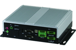 VPC-5600S Network Video Recorder comes with eight PoE ports with own LAN chips.