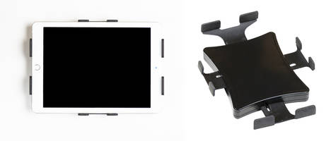 TMA-1 Tablet Mount Adaptor allows for hands-free tablet use.
