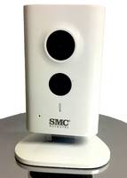 SMC2030W-H Wi-Fi Security Camera includes monthly cloud-based storage plans.