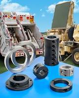 Stafford's Bore Shaft Components are designed for military vehicle applications.