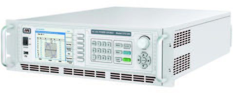 Adaptive's Programmable Power Sources feature dual range voltage output.