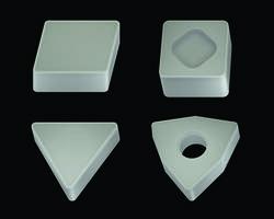 WCK10 Ceramic Grades are wear-resistant.