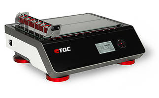 TQC Drying Time Recorder features heated display.