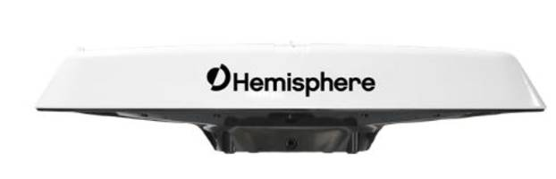 Hemisphere's Smart Antennas comes with integrated Atlas L-band.