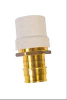 F1960 Transition Fittings are rated to 100 PSI pressure at 180°F.