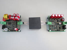 760308EMP-WPT-200W Development Kit is designed for wireless power and data transfer.