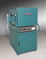 Grieve's Bench Furnace comes with inert atmosphere flow meter.