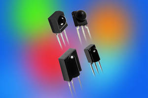 Vishay's IR Receiver Modules feature preamplifier circuit.
