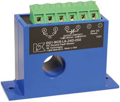 DC Ground Fault Detector Comes with One-Piece, Solid Core Design