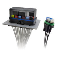 TE ConnectivityÂ's Power Distribution Products Offer Continuous Operations in Harsh Environments