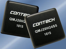 ConTechÂ's DC/DC Converters Come with Remote On/Off Function