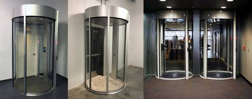 Circlelock Combi Swing Doors Enable Multi-Factor Authorization