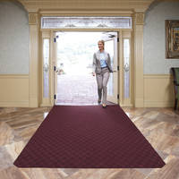 PIG Grippy® Carpeted Entrance Mat Comes with Proprietary Adhesive Backing