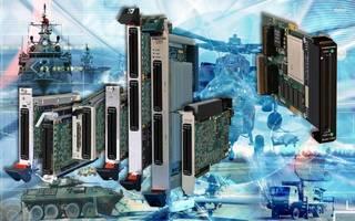 Model 71800 Jade XMC Module Increases Digital Signal Processing Performance
