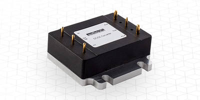 Murata's DC-DC Converters Feature 2250 Vdc Input-to-Output Isolation