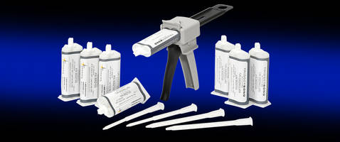 Aluminum Filled Epoxy Adhesive is Resistant to Vibration and Impact for Tough Environments