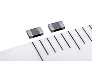 MLD2012 Power Inductors Feature Multilayer Structure for Low Leakage Flux